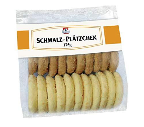Grabower - Schmalzplätzchen Gebäck Kekse Cookies Weihnachten - 175g