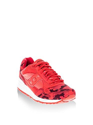 Saucony , Chaussures de skateboard pour homme Multicolore Black Camo 40.5 Red Camo