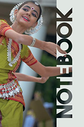 Notebook: Bhangra Useful Composition Book for Fans of Indian Classical Dance