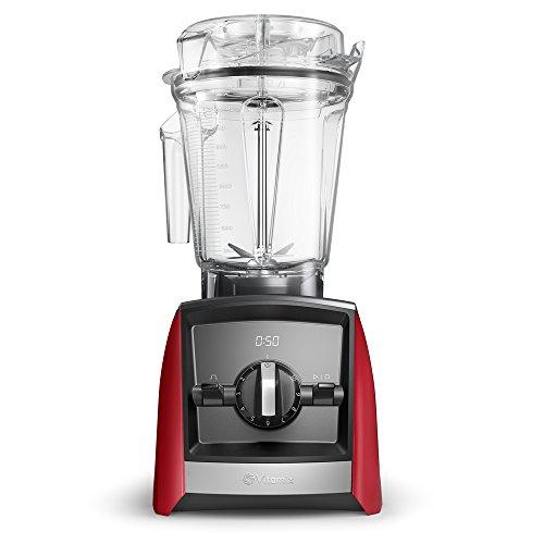 VITAMIX A2300i Ascent Blender, 1400 W, 2 liters, Red
