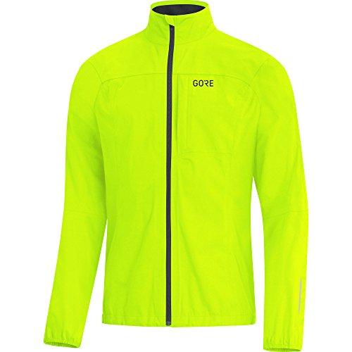 Gore Wear Herren R3 Tex Active Jacke, Neon Yellow, XL