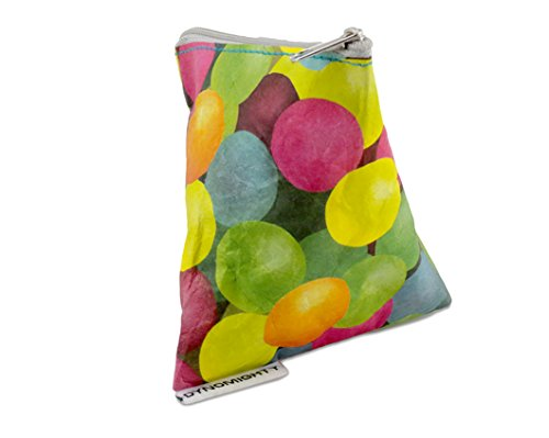 "Preisvergleich Produktbild Dynomighty Bouncy Balls Mighty Stash Bag, ""No Matter The Game"" - Water/Stain/Tear Resistant - Be Mighty!"