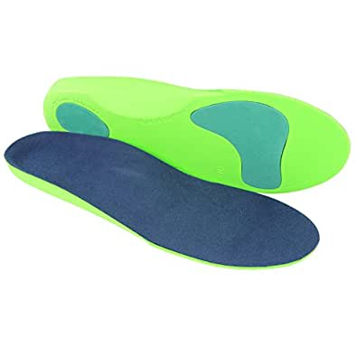 Orthotic Insoles Arch Support Back heel Pain Treatment of