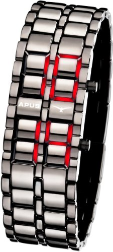 apus-zeta-gunmetal-red-led-watch-for-him-design-highlight