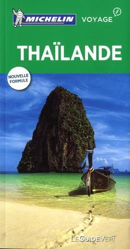 Book's Cover of Guide Vert Thaïlande Michelin