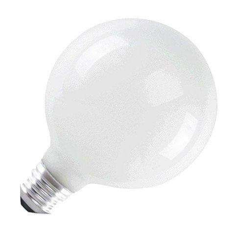 Bombilla LED E27 G95 Glass 10W Blanco Frío 6000K efectoLED