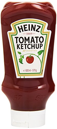 Heinz Tomato Ketchup - 0,5 l