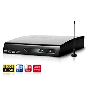 Fantec R2450 DVB-T Recorder mit 1TB Festplatte (EPG, TimeShift, Teletext, HDMI, Dolby Digital)