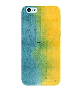Colourful Pattern 3D Hard Polycarbonate Designer Back Case Cover for Apple iPhone 6