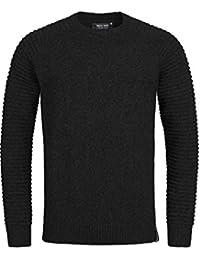 Indicode Homme Tricot Pull en Tricot Pull Gilet Veste Pullover Sweatshirt  Maxime 5b937cd30b51