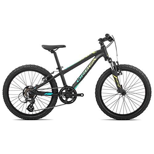 ORBEA MX 20 XC Kinderrad MTB, Farbe:Schwarz-Pistazie