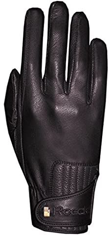 Roeckl Riding Gloves Mayfield - black - 10.5