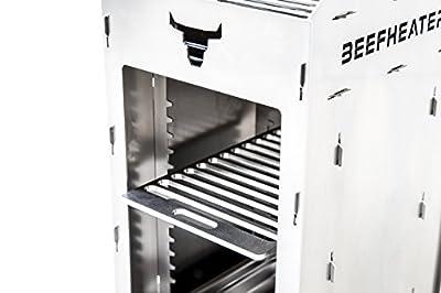BEEFHEATER - Oberhitzegrill - Gasgrill - 830 Grad - Spülmaschinen reinigbar