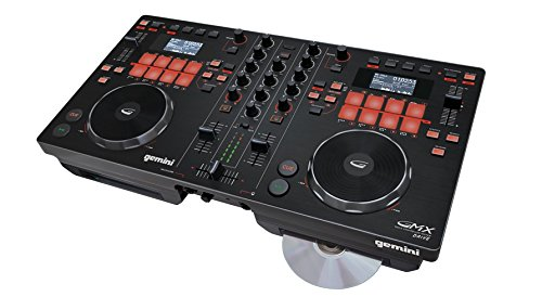 Gemini GMX-Drive - USB DJ Controller