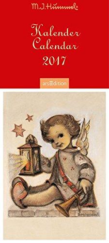 Hummel Postkartenkalender 2017