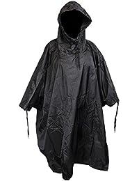 US army-poncho de pluie avec capuche pour festivals militaire camping-montagne