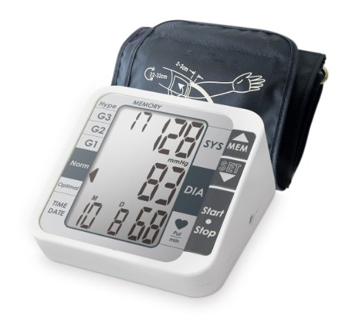 Dr. Gene TMB Accusure-TK Blood Pressure Monitor (White)  available at amazon for Rs.1350