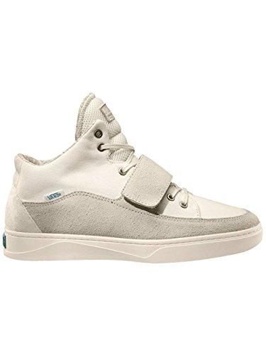 Vans TENENT, Scarpe da Skateboard uomo Bianco block CPH star white antique Bianco