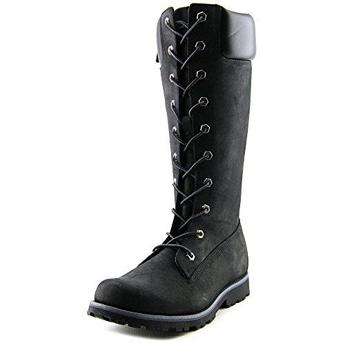 Asphalt Trail Tall Boot (Timberland Asphalt Trail Classic Tall Mädchen US 6.5 Schwarz EU 39,5)