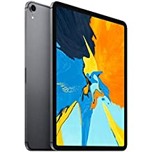 "Apple iPad Pro 11"" 2018 Renewed Tablet (512GB Cellular, Space Gray)"