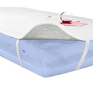 procave wasserundurchl ssige matratzen auflage in verschiedenen gr en wasserdichter molton. Black Bedroom Furniture Sets. Home Design Ideas