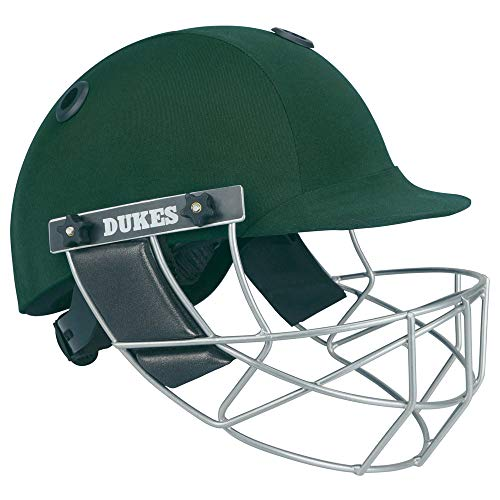 Dukes Legend Cricket-Helm, Flaschengrün