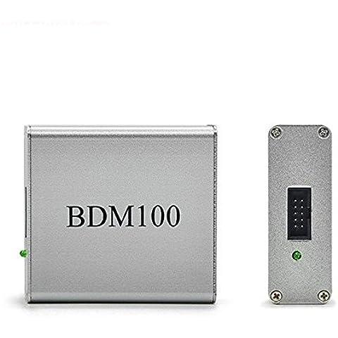 ECU PROGRAMMATORE BDM 100 utensili v1255 BDM100 Auto programmatori