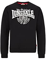 Lonsdale Mens Sweater Upchurch