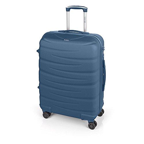 Gabol Trail Maleta, 46 cm, 56 litros, Azul