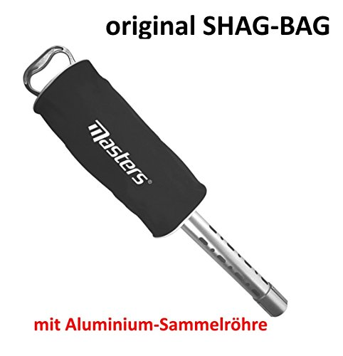Original Shag Bag avec collecteur pour aluminium inoxydable d'oreille–Contenance:...