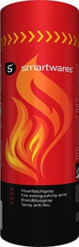feuerloescher spray Smartwares FS600 ABF Feuerlöschspray, 600 g