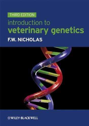 Introduction to Veterinary Genetics