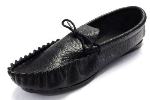 gordon-moccasin-slipper-black-size-m6