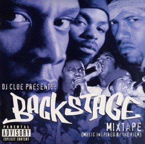 DJ Clue Pres.Backstage Pass (Dj Clue-backstage)
