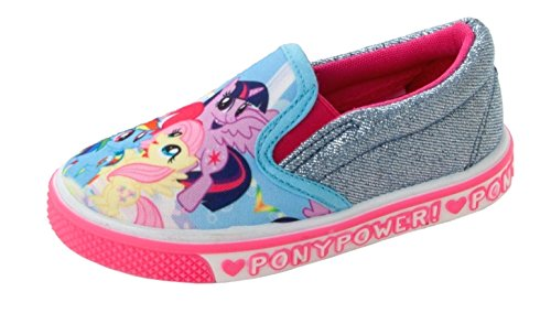 410trIvGpwL Girls My Little Pony Canvas Shoes Trainers (UK child 7   EU 24) UK best buy Review