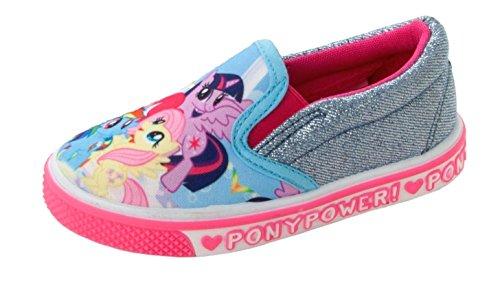 madchen-my-little-pony-canvas-schuhe-sneaker-blau-blau-grosse-24-eu-kinder