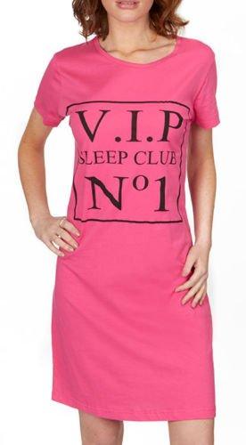 WomensLadies Short Sleeve Jersey Fun Prints Nightdress Night Shirt Nightshirt Nighties (1 OR 3 PACK) - 410trryAY5L - WomensLadies Short Sleeve Jersey Fun Prints Nightdress Night Shirt Nightshirt Nighties (1 OR 3 PACK)
