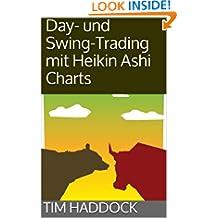 Day- und Swing-Trading mit Heikin Ashi Charts (German Edition)