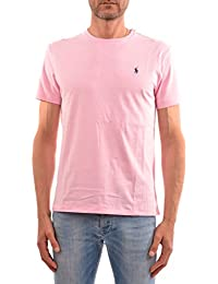 Ralph Lauren - T-Shirt Uomo Classic-Fit - Carmel Pink