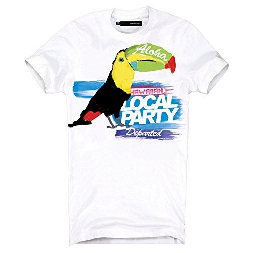 "DEPARTED Fashion Shirt ""3194-020"" Weiß"