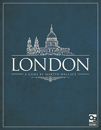 London: Second Edition (Osprey Games) por Martin Wallace