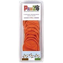 Pawz impermeable botas de perro, XS