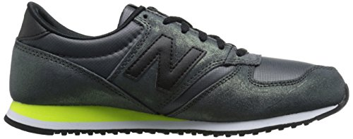 New Balance Women's WL420 Capsule Glam Pack Classic Running Shoe Noir