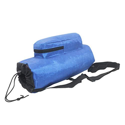 F Fityle Wasserfest Tasche Rucksakc für Sauerstoff-Dose Sauerstoffflasche Backpack Schutzhülle