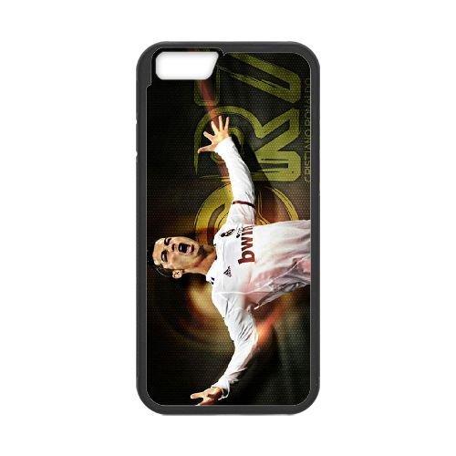 Cristiano Ronaldo coque iPhone 6 4.7 Inch Housse téléphone Noir de couverture de cas coque EBDXJKNBO16377
