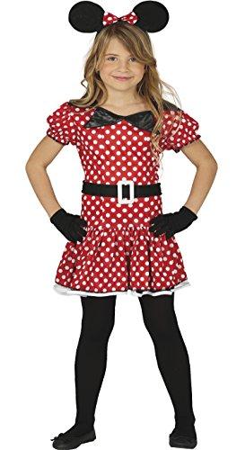 Kostüm für Mädchen Gr. 98 - 146, Größe:98/104 ()
