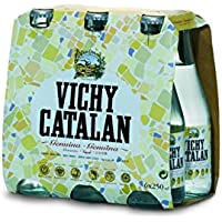 Vichy Catalan Agua Mineral Natural Syspack - 6 x 25 cl