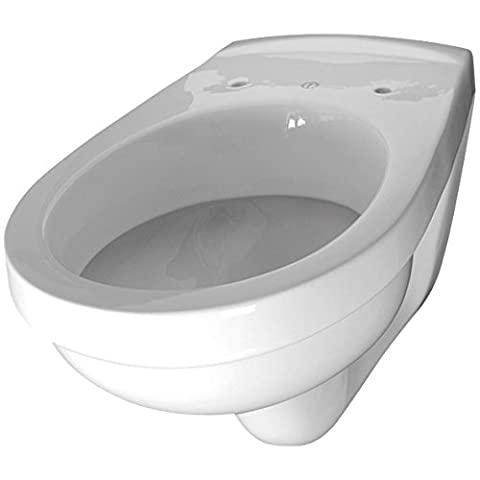 Gustavsberg SAVAL Wand-WC tief, DIN 1385-6 weiß