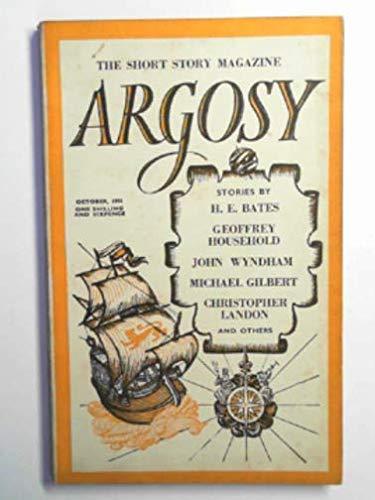 Argosy, vol.XVI, no.10, October 1955