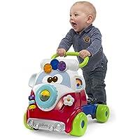 Chicco Happy Hippy Big & Small Andador,, Silla Frontal: 54 x 99.5 Perfil: 90.5 x 99.5 Compacto: 52 x 99.5 x 35.5 / Capazo: 89 x 65 x 45 / Auto: 67 x 61 x 44 (00005905100000)